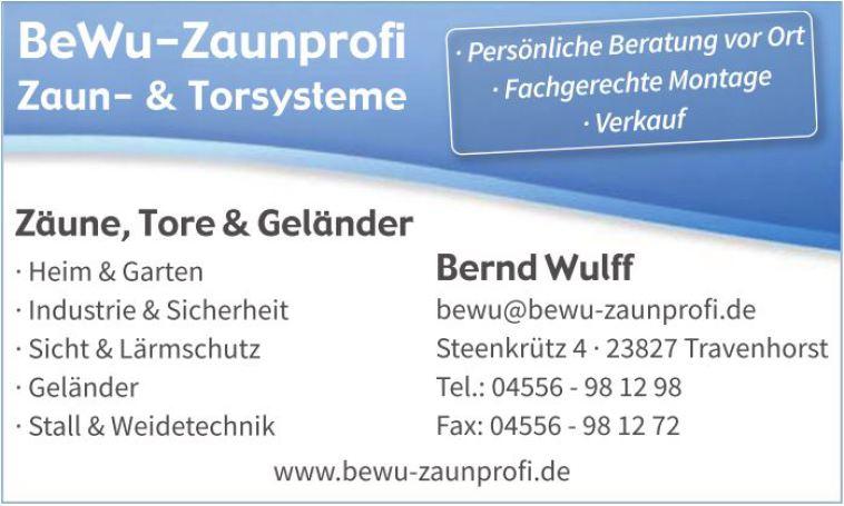 BeWu-Zaunprofi - Doppelstabmatten/ Maschendraht